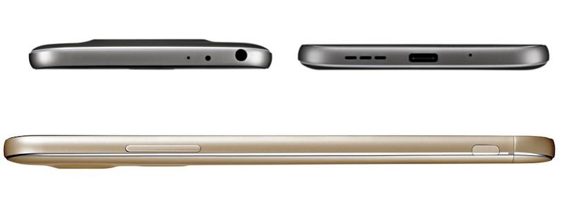 LG G5 SE Sides