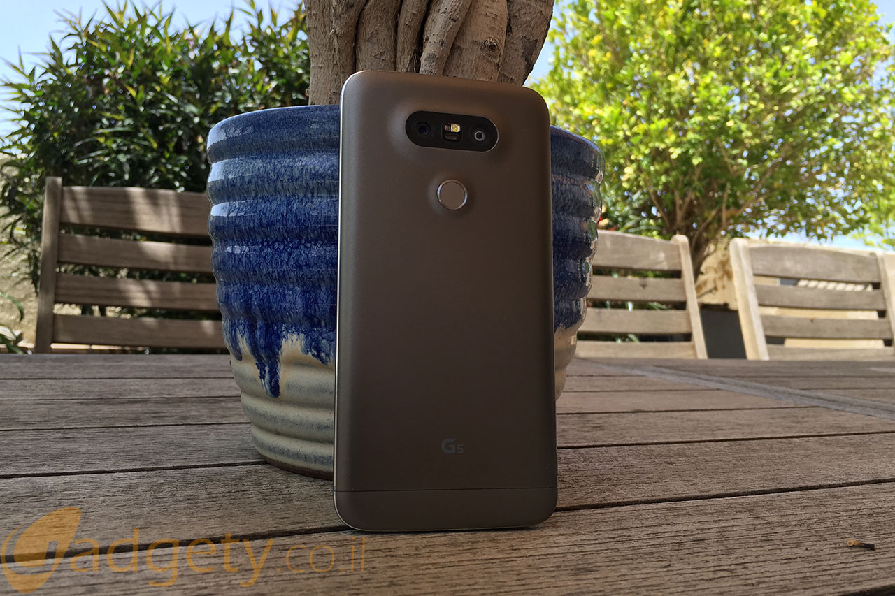 LG G5 (צילום: גאדג'טי)