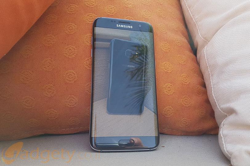 Samsung Galaxy S7 Edge (צילום: גאדג'טי)