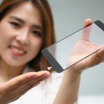 LG Innotek Fingerprint Sensor Screen