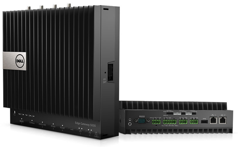Dell Edge Gateway 5000 Series