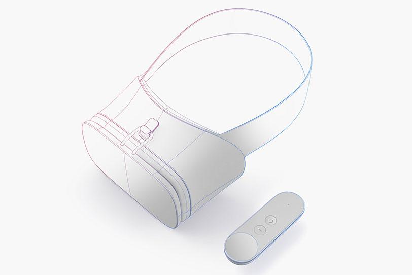 מכשור רפרנס ל-Android Daydream VR