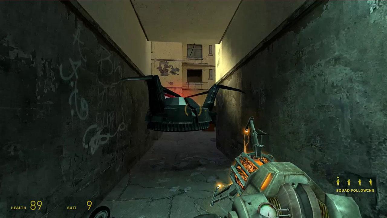 Half Life 2: עלה על כל הציפיות