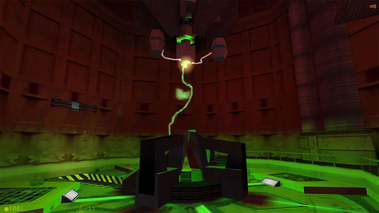 Half Life, המשחק הראשון של Valve, הפך ללהיט