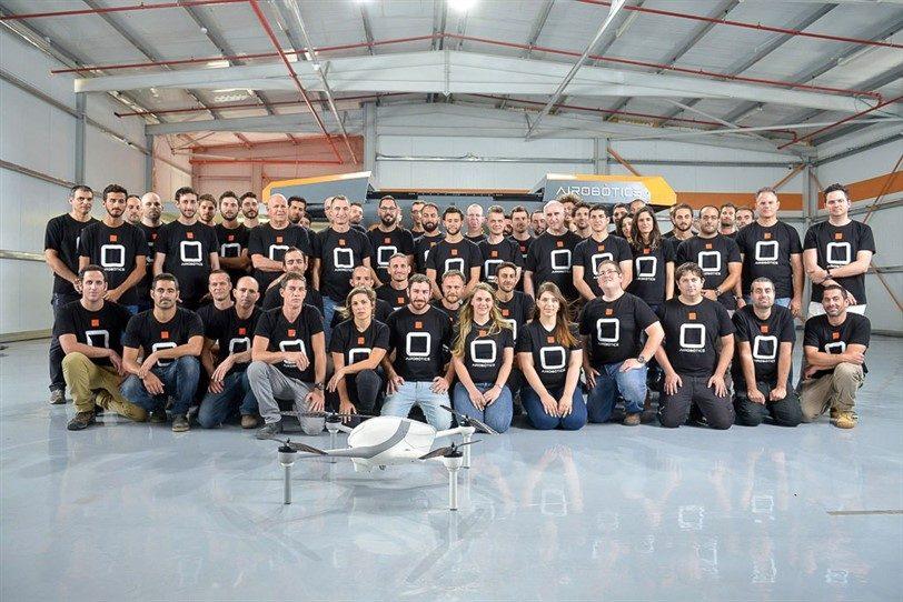 צוות Airobotics