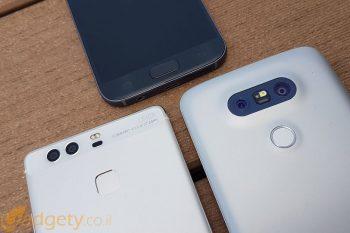 שמועה: קורא טביעות האצבע ב-Galaxy S8 ימוקם בגבו