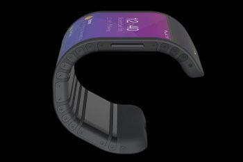 צפו: לנובו מציגה אב טיפוס לסמארטפון גמיש שנוכל לענוד על היד וטאבלט מתקפל