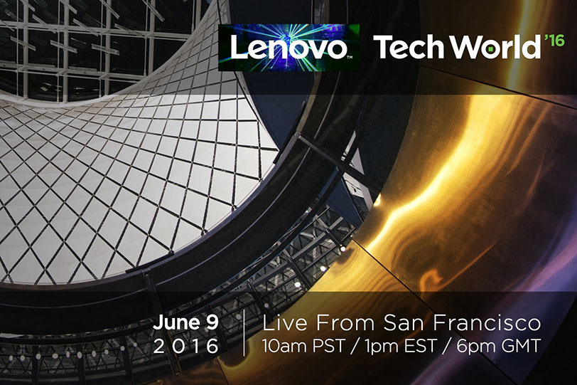 Lenovo Tech World 2016
