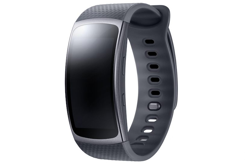 Samsung Gear Fit 2 Black