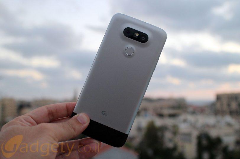 LG G5 SE (צילום: גאדג'טי)