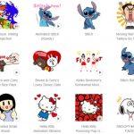 Stickers. מתוך אתר Line