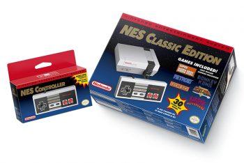 נינטנדו תשיק את NES Classic Edition – גרסה מחודשת לקונסולת המשחקים הותיקה