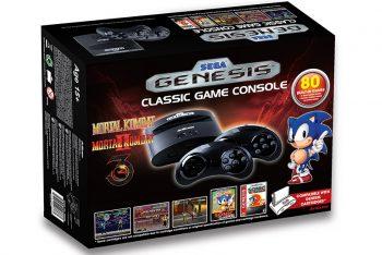 התור של סגה: גם קונסולת ה-Mega Drive הוותיקה תקבל גרסה מחודשת