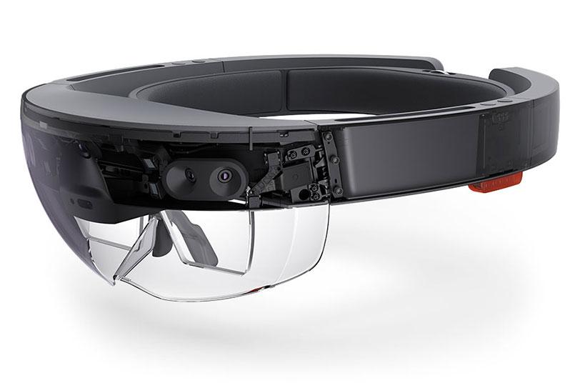 משקפי ה-Hololens מבית Microsoft