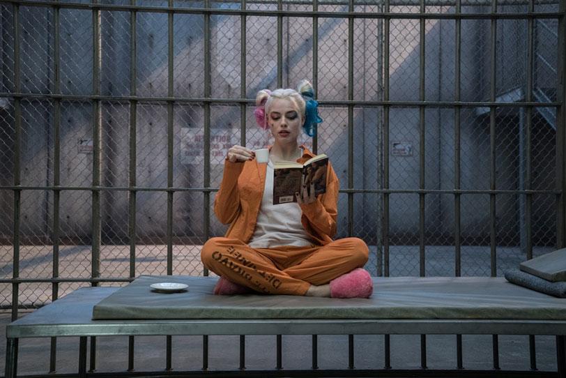"""הארלי קווין מתוך """"יחידת המתאבדים"""" (תמונות באדיבות Warner Bros)"""