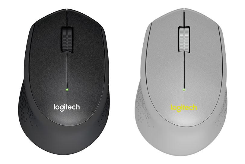 עכבר אלחוטי שקט Logitech M330 Plus