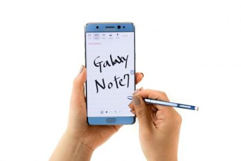 הודלף: סמסונג עובדת על דור המשך ל-Galaxy Note 7