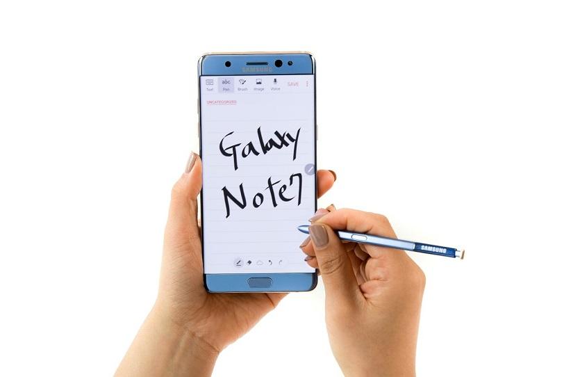 Galaxy Note 7 (תמונה: סמסונג)