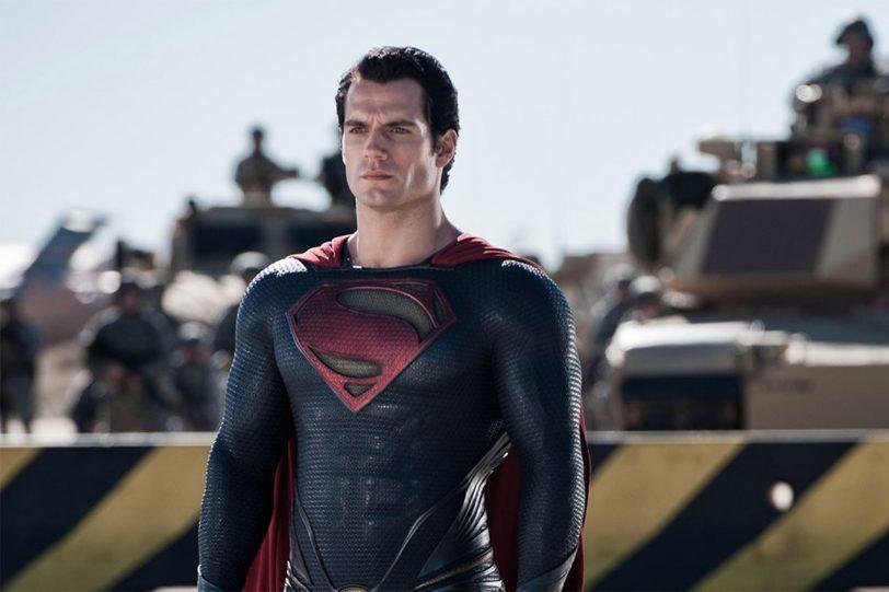 """מתוך """"איש הפלדה"""" (קרדיט תמונה: Warner Bros Pictures)"""