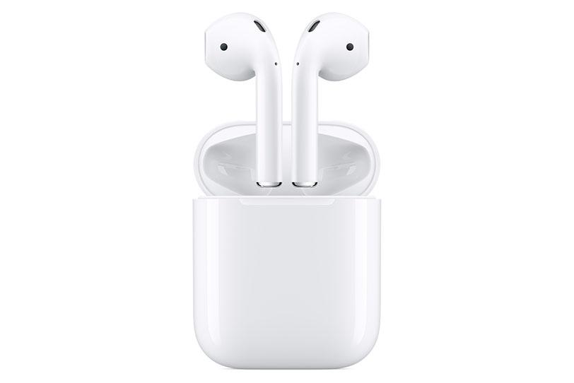 אוזניות AirPods אלחוטיות (תמונה: Apple)