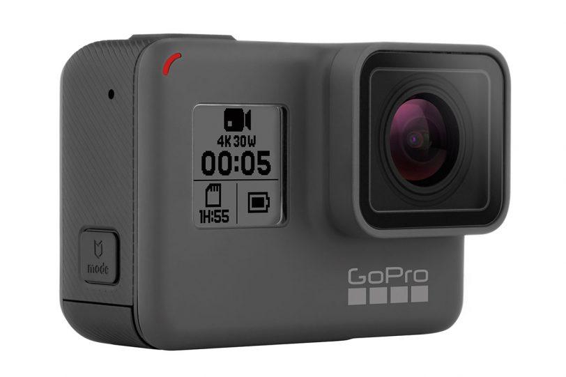 """מצלמת Hero 5 (תמונה: יח""""צ GoPro)"""
