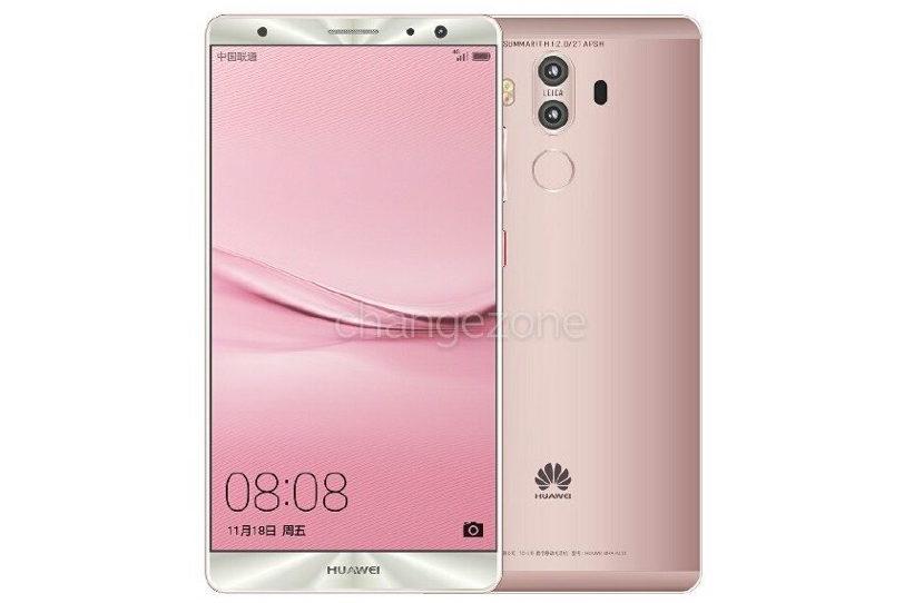 Huawei Mate 9 (הדלפה)