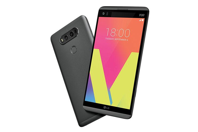 """LG V20 (תמונה: יח""""צ LG)"""