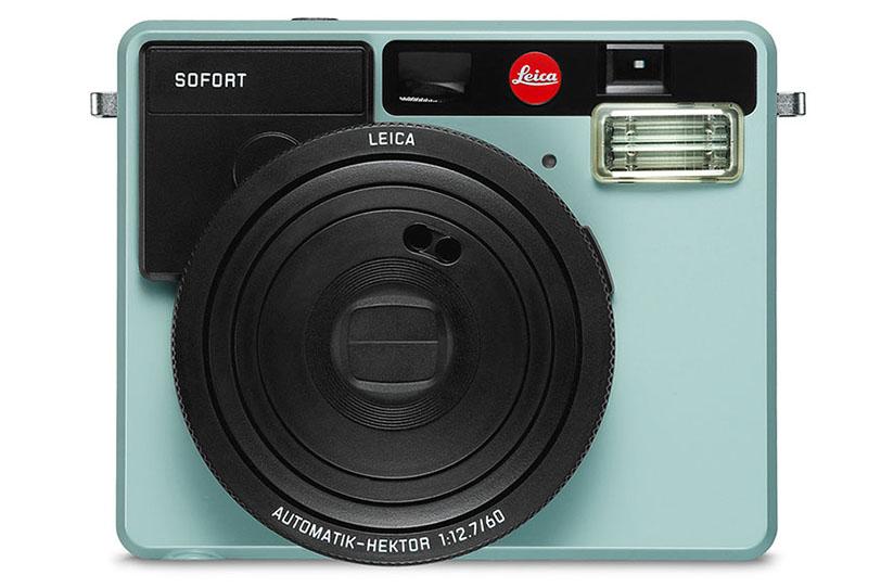 מצלמת ה-Sofort של לייקה (תמונה: Leica)