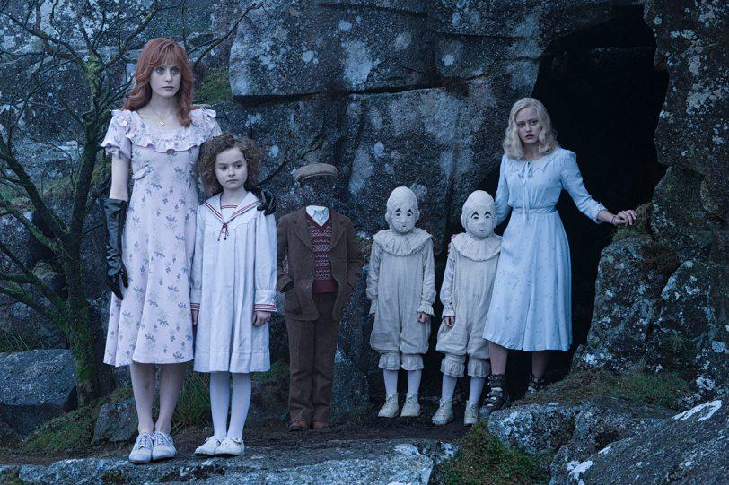 """מתוך """"המעון של מיס פרגרין לילדים משונים"""" (תמונה באדיבות פורום פילם)"""