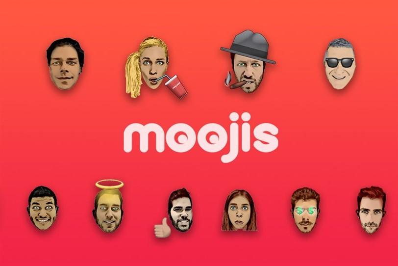 אפליקציית מקלדת Moojis