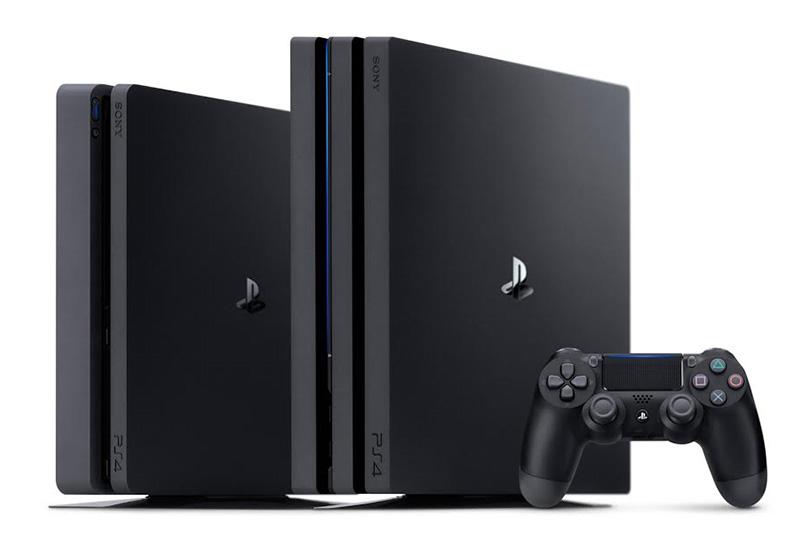 קונסולות PS4 SLIM ו-PS4 Pro (תמונה: Sony)