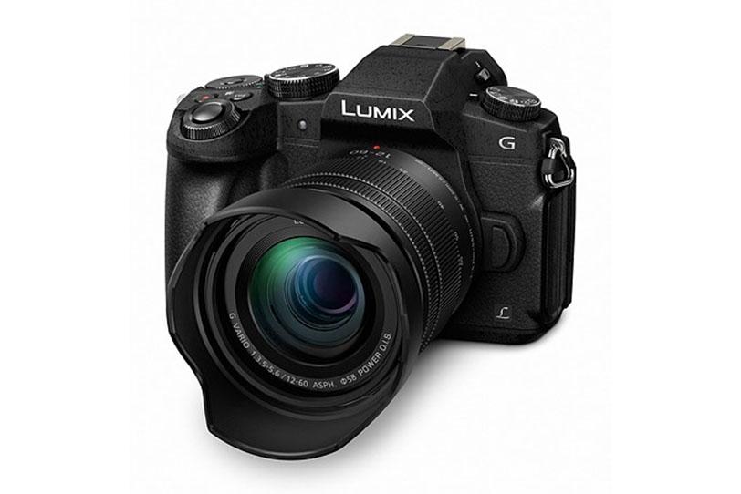 מצלמה מדגם G85 (תמונה: Panasonic)