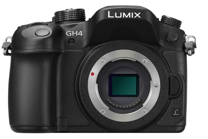 מצלמת ה-GH4, המלכה היוצאת (תמונה: Panasonic)