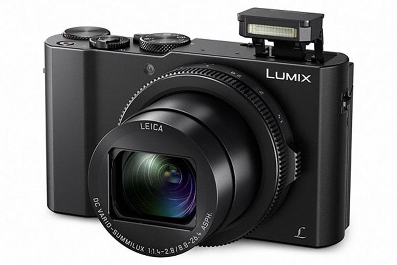 מצלמת Lumix DMC-LX10 (תמונה: Panasonic)