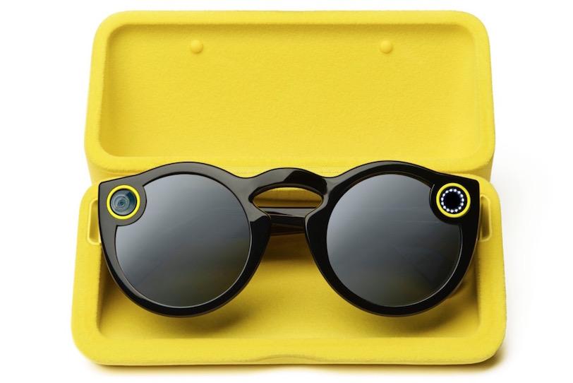 משקפי Spectacles מבית סנאפצ'ט: אריזתם תשמש כמטען