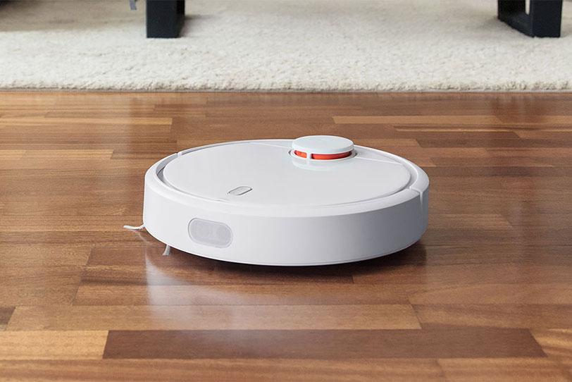 Mi Robot Vacuum (תמונה: Xiaomi)