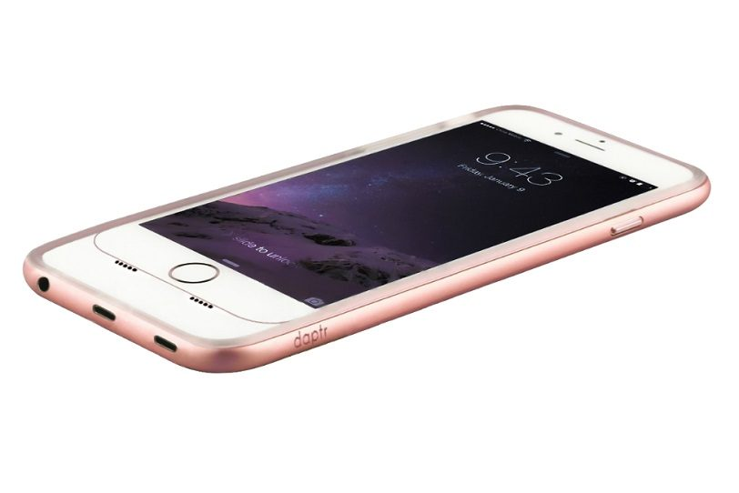"Daptr - הכיסוי ל-iPhone 7 ו-iPhone 7 Plus שיחזיר אליכם את שקע ה-3.5 מ""מ"