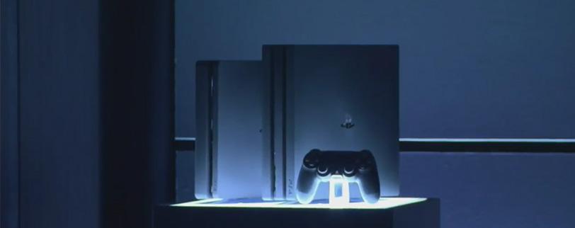 הדגמים החדשים של ה-PlayStation 4