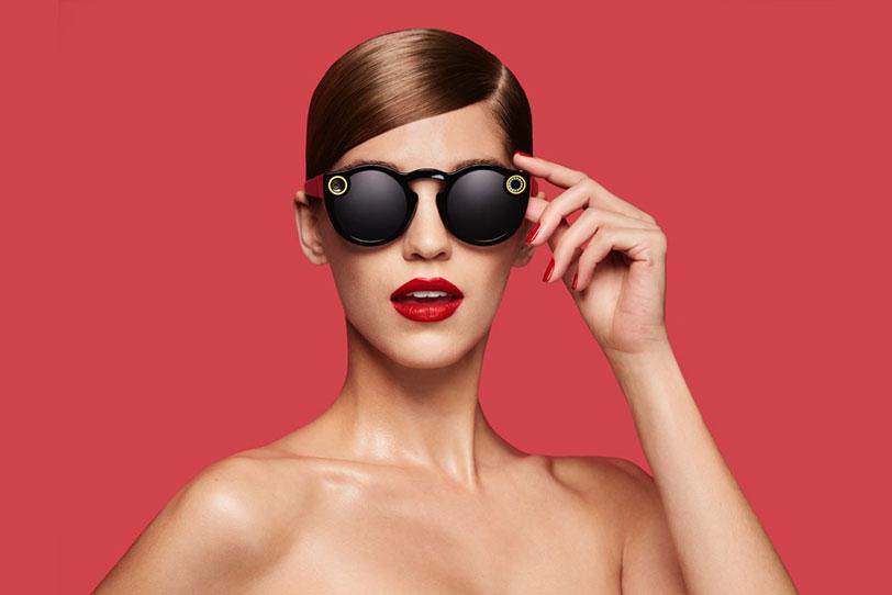 משקפי Spectacles מבית סנאפצ'ט (תמונה: Snap)
