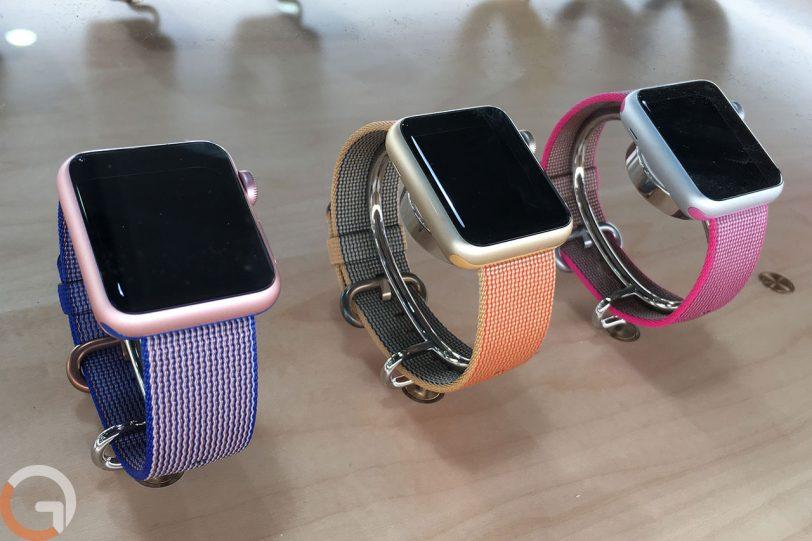 שעוני Apple Watch (צילום: רונן מנדזיצקי, גאדג'טי)
