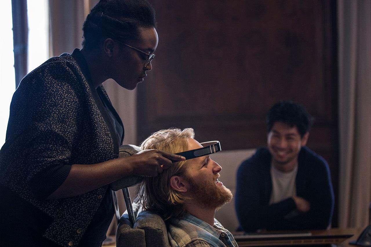 """מתוך """"מראה שחורה עונה 3"""" (תמונה: Laurie Sparham - Netflix)"""