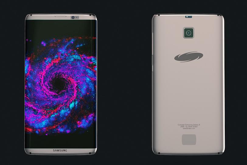 בלומברג: סמסונג תשלב מסך נטול שוליים אמיתי ב-Galaxy S8, הכרזתו עשויה להדחות