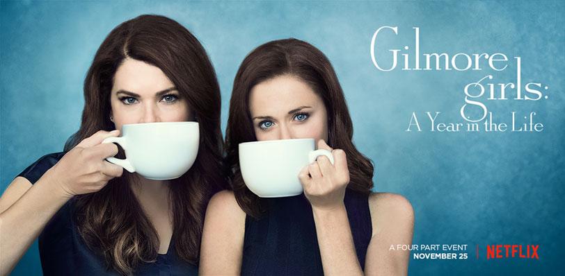 בנות גילמור: אלקסיס בלדל ולורן גראהם (תמונה: Netflix)