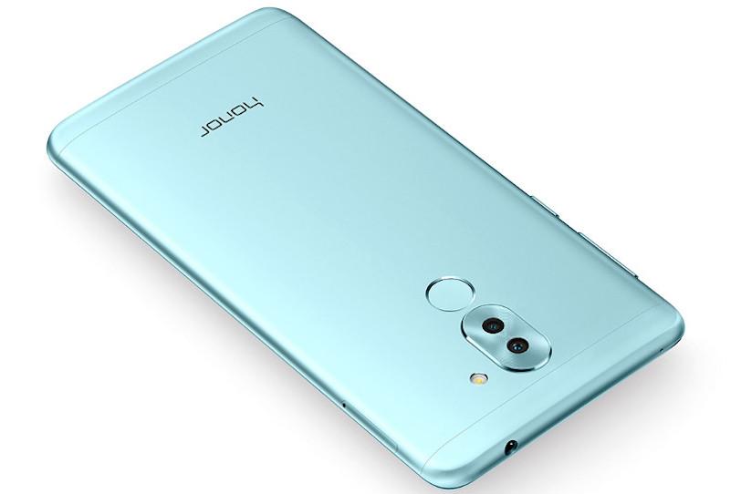 גב ה-Huawei Honor 6X (מקור: וואווי)