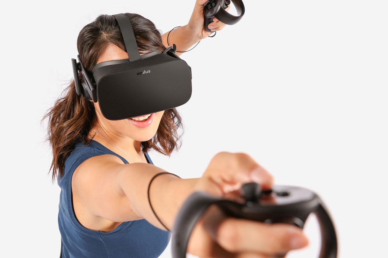 בקרי Oculus Rift (תמונה: Oculus)