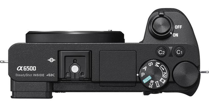 מצלמת A6500 מבית סוני (תמונה Sony)