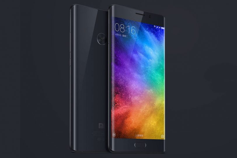 Mi Note 2 (תמונה: Xiaomi)
