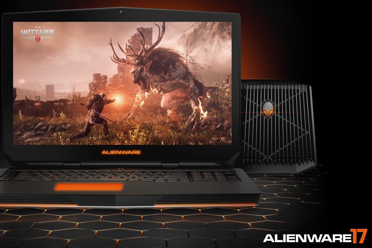 מחשב Alienware 17 R3 (תמונה DELL)