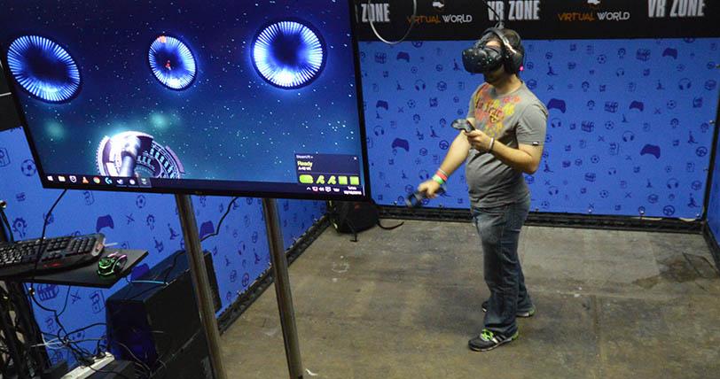 מציאות מדומה: עדיין לא בהישג ידם של רוב הגיימרים