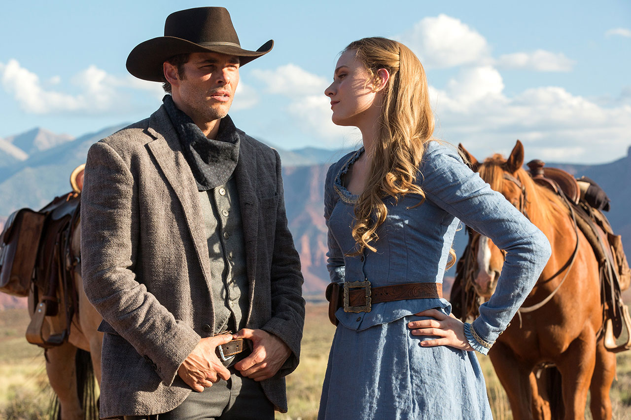 """מתוך """"ווסטוורלד"""" (תמונה באדיבות HBO)"""